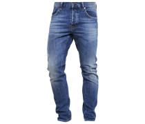 MICHIGAN - Jeans Straight Leg - denim