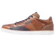 Sneaker low tan