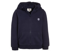 Sweatjacke blue indigo