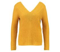 Strickpullover jaune d´or