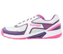 WING - Handballschuh - white/pink/purple