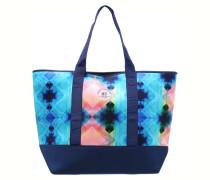 SUN CRUSH Shopping Bag blue