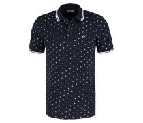 SHXARROW Poloshirt navy blazer/white