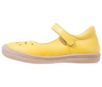 Riemchenballerina giallo