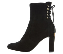 OCTAGON Ankle Boot black
