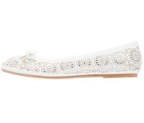 Klassische Ballerina white