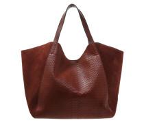 PERINE MULTI Shopping Bag bark
