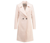 Wollmantel / klassischer Mantel soft pink