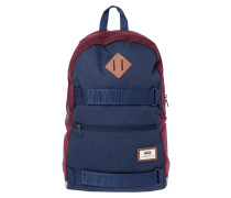 AUTHENTIC III SK8PACK Tagesrucksack port royale colorblock