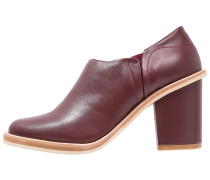 Ankle Boot - oxblood