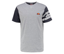 CEIRANO TShirt print athletic grey marl