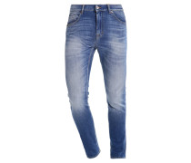 EVOLVE - Jeans Straight Leg - medium blue