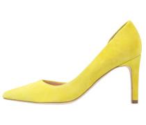 Pumps yellow