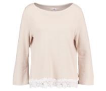 Sweatshirt anchorage cream