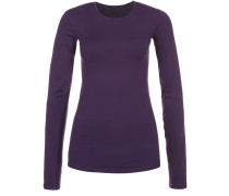 PRO WARM Langarmshirt purple dynasty/bleached lilac