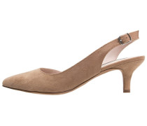 CATY Pumps toffee