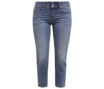 ALEXA Jeans Slim Fit stone wash denim