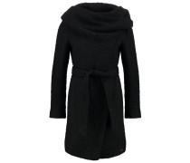 AVERY Wollmantel / klassischer Mantel black