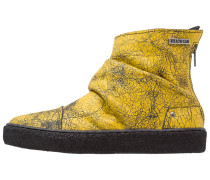 Stiefelette yellow