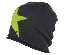 Mütze - dark blue/green