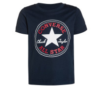 CHUCK PATCH TShirt print all star navy