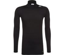 TECHFIT BASE Langarmshirt black