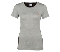 EVOLUTION TShirt basic light gray heather