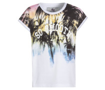 SUNSET - T-Shirt print - ecru