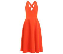 Cocktailkleid / festliches Kleid orange