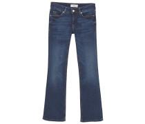 BOOTCUT Flared Jeans dark blue