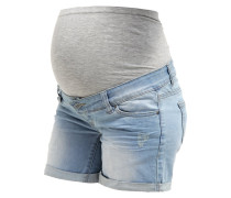 MLTESSA Jeans Shorts light blue denim