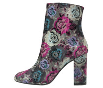 OXFORD High Heel Stiefelette multicolor