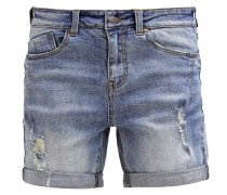 OBJALLY Jeans Shorts light blue denim