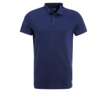Poloshirt - black iris blue