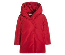 Wintermantel - red