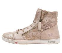 JOMAR Sneaker high tropical taupete