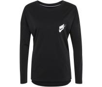 SIGNAL Langarmshirt black