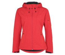 LACY Softshelljacke coral red