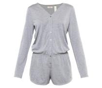 TEDDY Pyjama dark grey melange