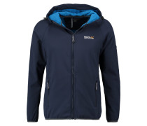 AREC Softshelljacke navy/impulse blue