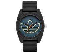 SANTIAGO Uhr schwarz