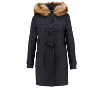 ANITA Wollmantel / klassischer Mantel gris chine