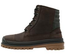 GRIFFON Snowboot / Winterstiefel dark brown