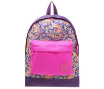WALKER LIBERTY Tagesrucksack dark violet/multi/magenta