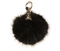 Schlüsselanhänger soft black