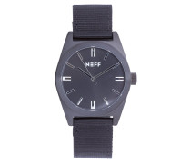 NIGHTLY - Uhr - black/black