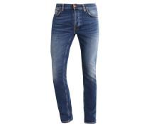TILTED TOR - Jeans Slim Fit - blue denim