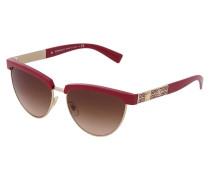 Sonnenbrille red