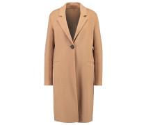 CASSANOVA Wollmantel / klassischer Mantel beige