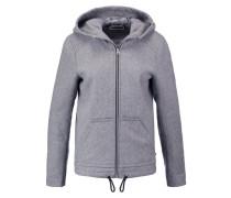 NMCANVAS - Leichte Jacke - medium grey melange